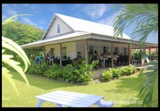 Iconic Gourmet Bakery & Café In Muri Beach, Rarotonga, Cook Islands